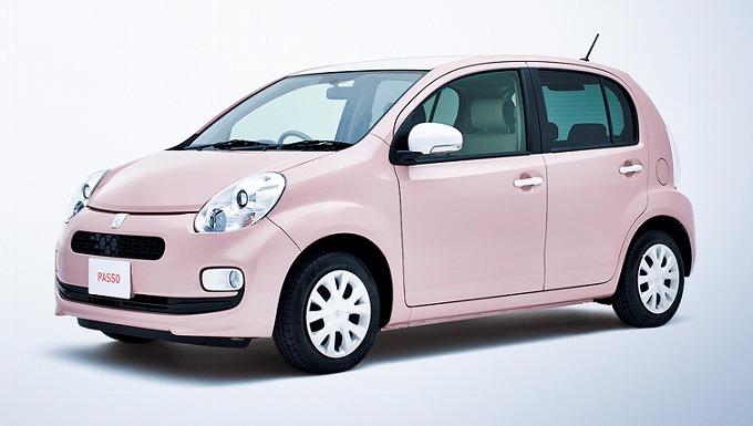 トヨタ パッソ 2015