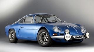 アルピーヌ(ルノー)A110 ('63-'77):1960年代のフランスを代表するRRスポーツ
