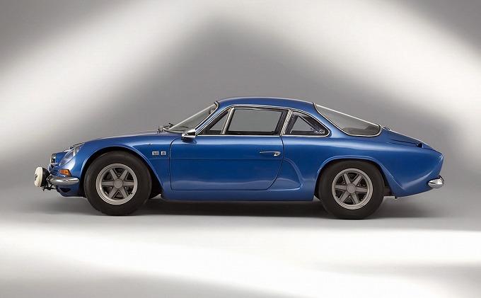 アルピーヌ A110 1963-77