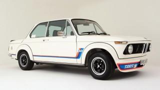 BMW 2002Turbo (E10T/E20 '73-'75):通称「マルニターボ」。市販車初のターボ搭載