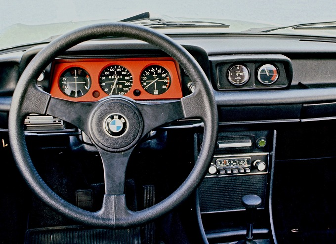BMW 2002ターボ 1973-75
