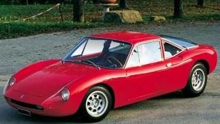 デ・トマソ ヴァレルンガ ('64-'68):ごく少量生産された稀少なライトウエイトスポーツ