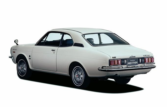 ホンダ 145 クーペ 1972-74