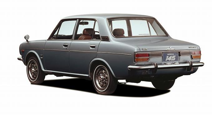 ホンダ 145 セダン 1972-74