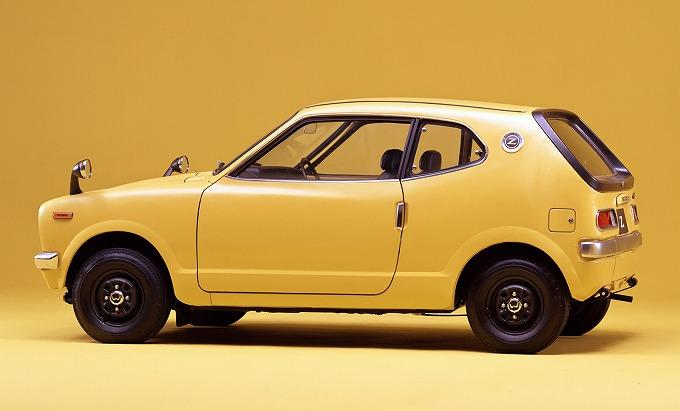 ホンダ Z 1970-74