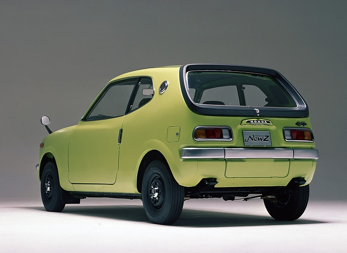 ホンダ Z GT 1970-74