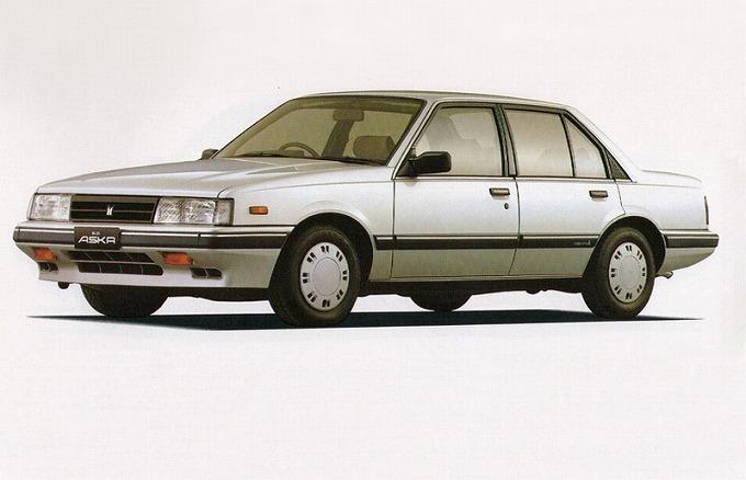 いすゞ アスカ 1983