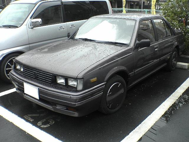 いすゞ アスカ イルムシャー 1985 (出典:wikipedia.org)