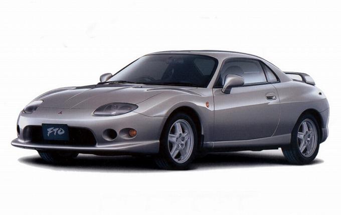 三菱 FTO 1994-99 (出典:favcars.com)