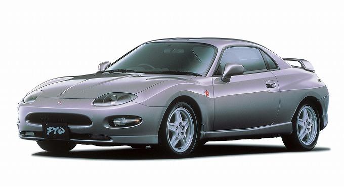 三菱 FTO 1994-96