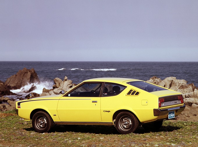 三菱 ランサーセレステ 1975-77