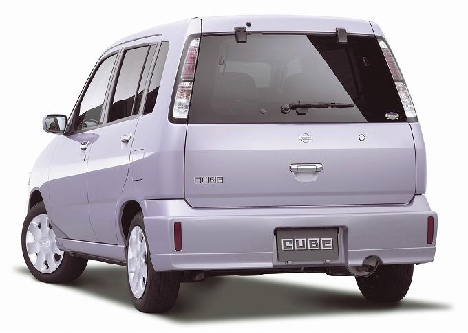 日産 キューブ Z10  1998-02