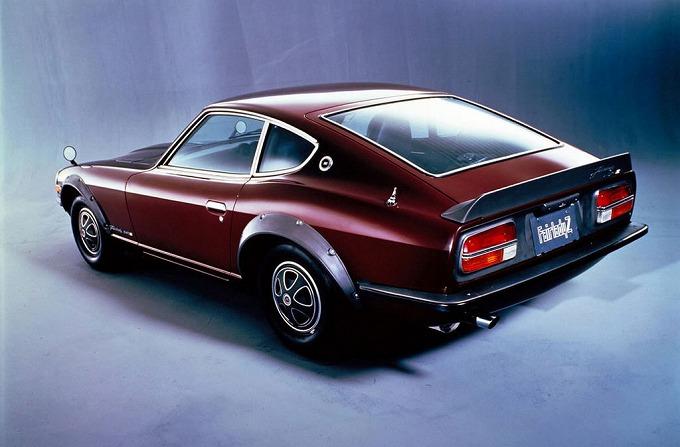 日産 フェアレディ 240ZG 1972 (出典:carstyling.ru)