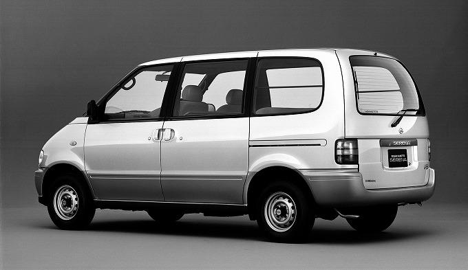 日産 バネットセレナ 1991-99