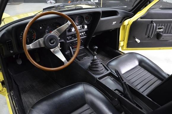 オペル GT 1968-73 (出典:bringatrailer.com)
