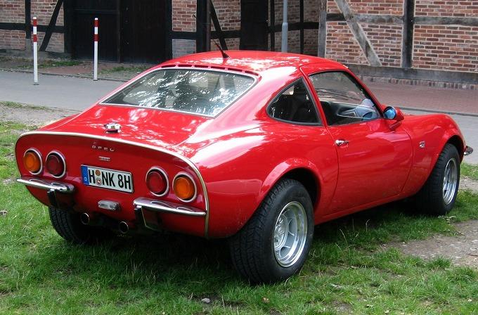 オペル GT 1968,73 (出典rezbach.de)