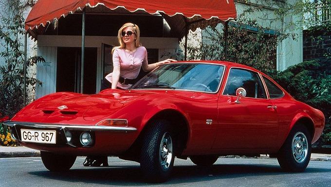 オペル GT 1968-73 (出典:sa7.1-themes.com)