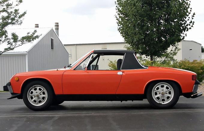 ポルシェ 914 1969-75