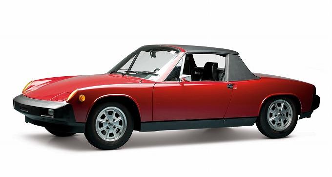 ポルシェ 914 2.0 1975-76