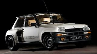 ルノー 5(サンク)ターボ/2 ('80-'85):FF車の後席にエンジンを突っ込んだミッドシップハッチ