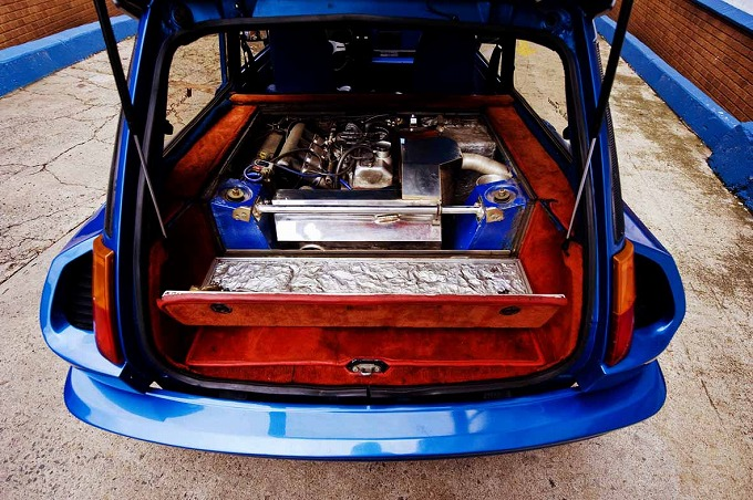 ルノー 5ターボ (出典:flickr.com)