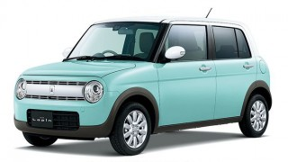 スズキ 新型アルト ラパン 新車値引き2018年5月-納期/実燃費/価格の評価