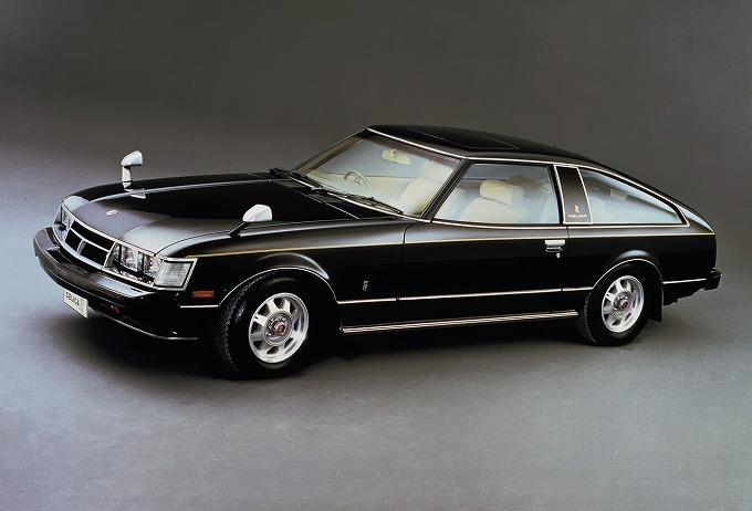 トヨタ セリカXX 1978-81