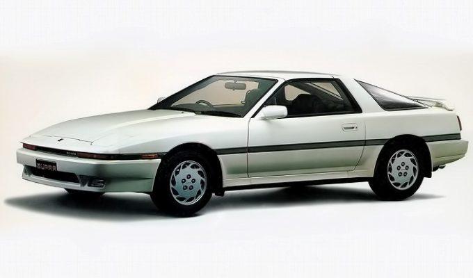 トヨタ スープラ (初代 A70 1986-1993):セリカXXの後を継ぎ、更なる高性能を追求