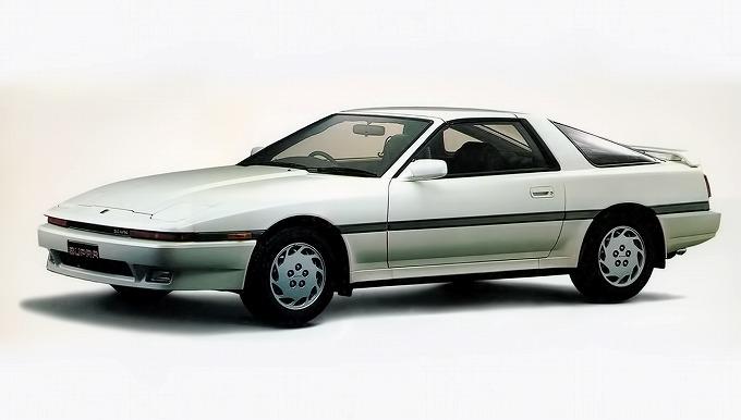 トヨタ スープラ 1987-88