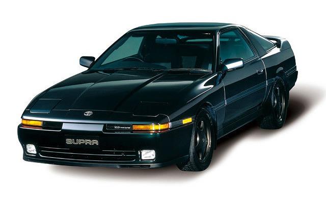 トヨタ スープラ 1989-93