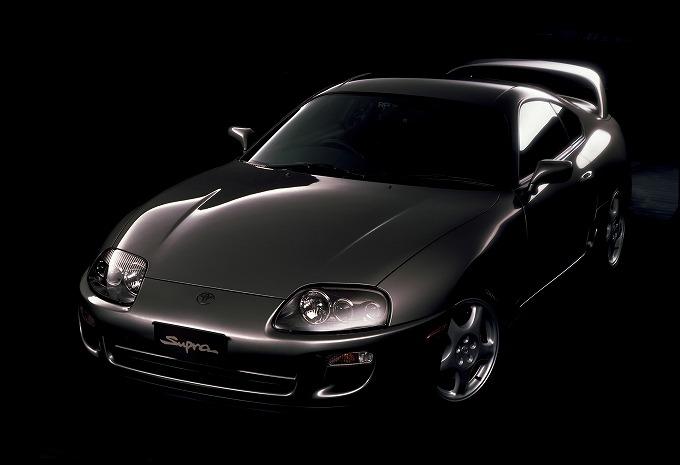 トヨタ スープラ RZ 1996-02