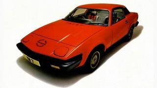 トライアンフ TR7 ('74-'81):TRシリーズ初となるフィクスドヘッドボディのFRスポーツ