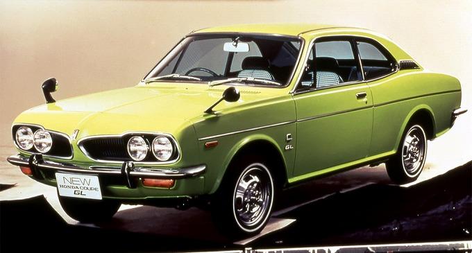 ホンダ 1300 クーペ 1969-72