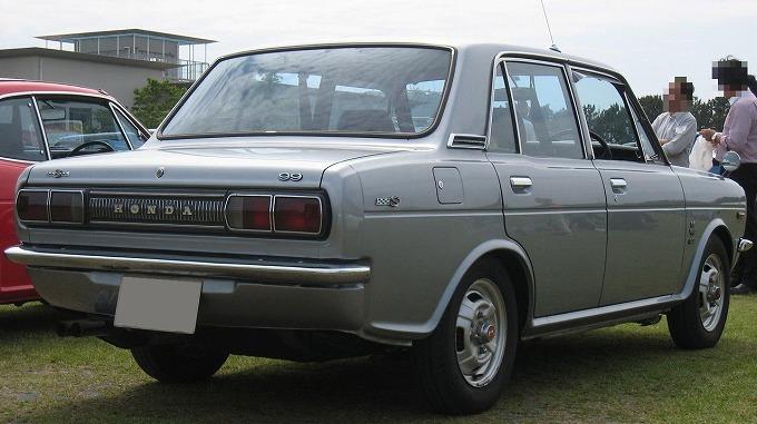 ホンダ 1300 99S 1969-72 (出典:wikipedia.org)