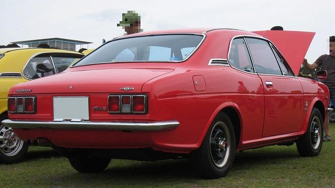 ホンダ 1300 クーペ7S 1969-72 (出典:wikipedia.org)