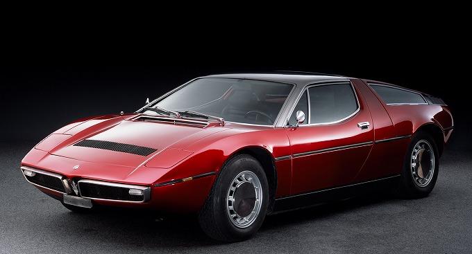 マセラティ ボーラ 1971-78