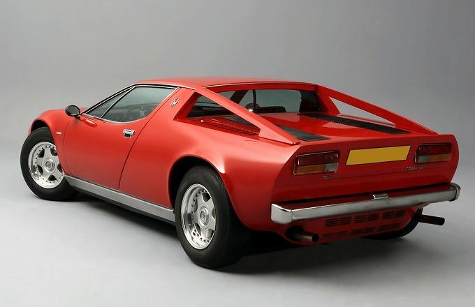 マセラティ メラクSS 1976-82