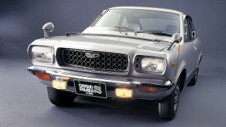 マツダ グランドファミリア ('71-'78):1代限りとなったファミリアの上級車種
