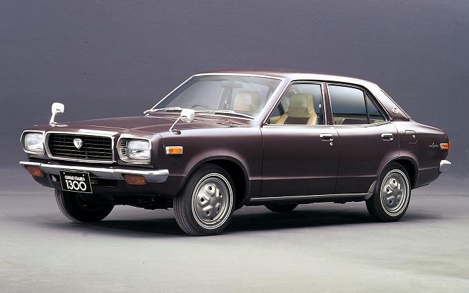 マツダ グランドファミリア セダン 1971-78