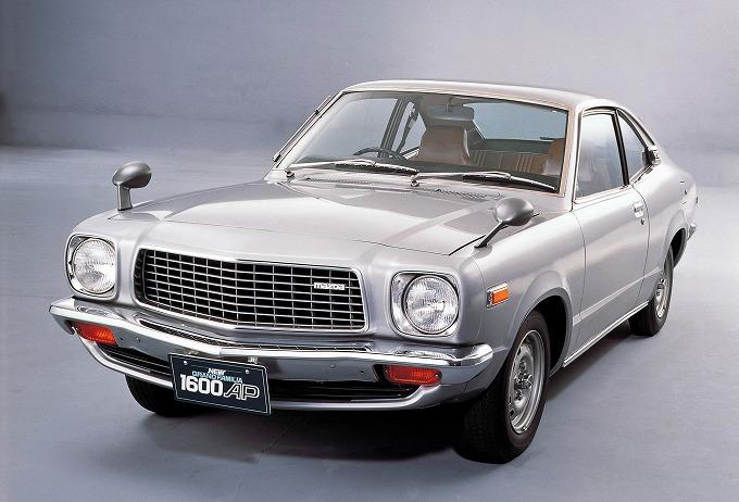マツダ グランドファミリア クーペ 1971-78