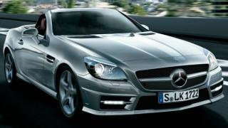 メルセデス・ベンツ SLK (3代目 '11-'16):先代からプラットフォームを一新し性能・燃費が向上 [R172]