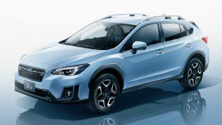 スバル 新型XV値引き2018年4月-納期/実燃費/価格の評価