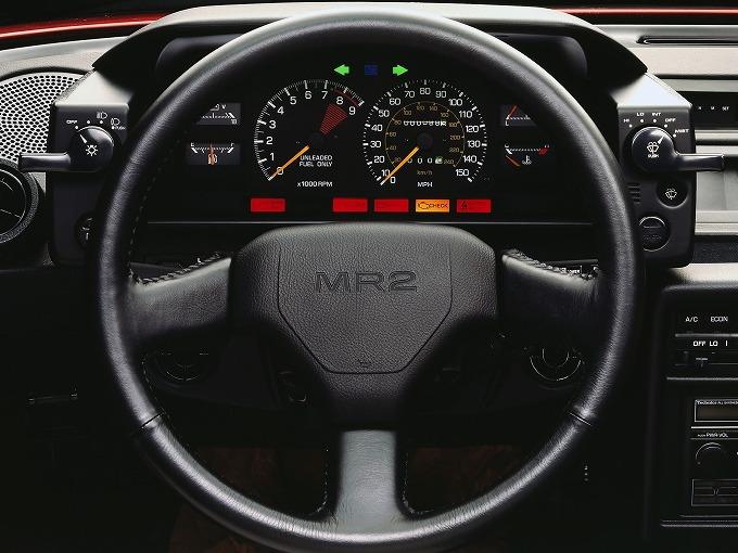 トヨタ MR2 1985-89 US仕様