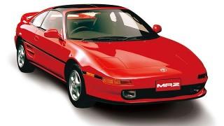 トヨタ MR2 (2代目 SW20 '90)の口コミ評価:新車購入インプレッション