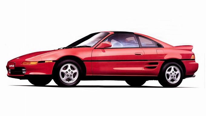 トヨタ MR2 1989-99