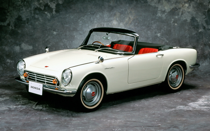 ホンダ S500 1963-64