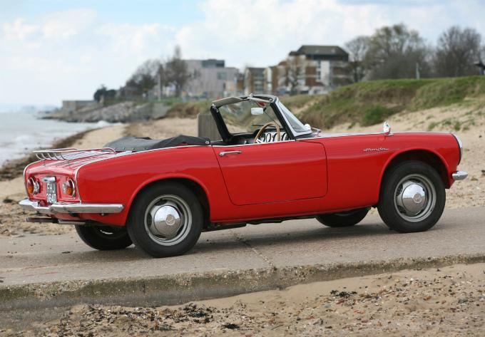 ホンダ S600 1964-65