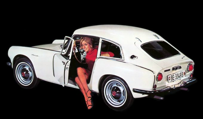 ホンダ S600/S600クーペ (1964-1965):S500の欠点を解消し本格的な量販スポーツカーに
