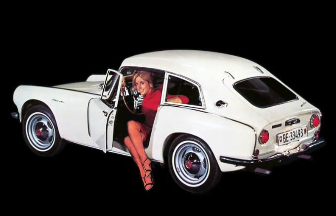 ホンダ S600クーペ 1965