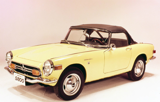 ホンダ S800 1966-70